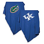 Collegiate Sweatshirt Throw Blankets