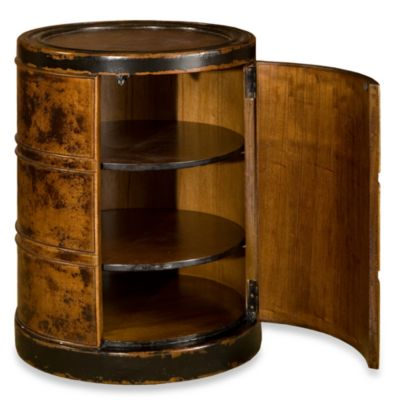 Uttermost Lawton Drum Table