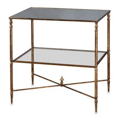 Uttermost Henzler Lamp Table