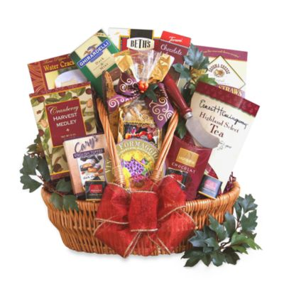 Munchies Galore Gift Basket