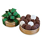 Devilishly Delicious Chocolate-Covered Cookies Gift Tin
