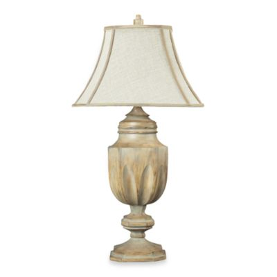Dimond Lighting Restoration Collection Table Lamp With Linen Shade