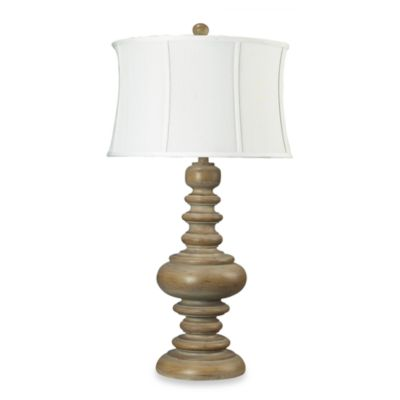 Dimond Lighting Restoration Collection Table Lamp with White Shade