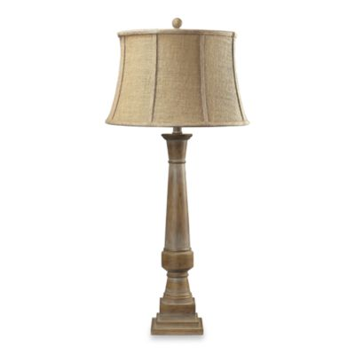 Dimond Lighting 37-Inch Reclaimed Baluster Lamp