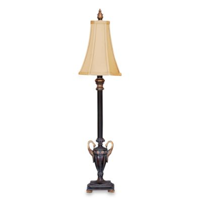 Dimond Lighting Traditional Collection Double Swan Lamp