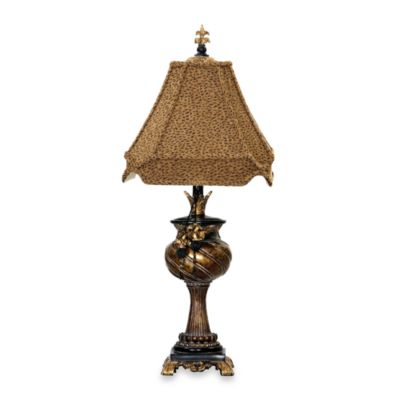 Dimond Lighting Cristobal Compote 33-Inch Table Lamp