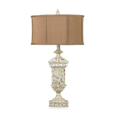 Dimond Lighting Morgan Hill Table Lamp With Fabric Shade