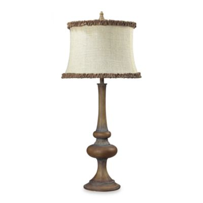 Dimond Lighting Country Collection Caramel-Finish Lamp
