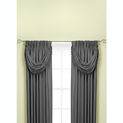 Argentina Crescent Window Valance