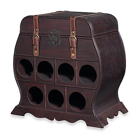 Sterling Worldly Goods Collection Wine Rack