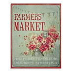 Farmers Market Wall Art