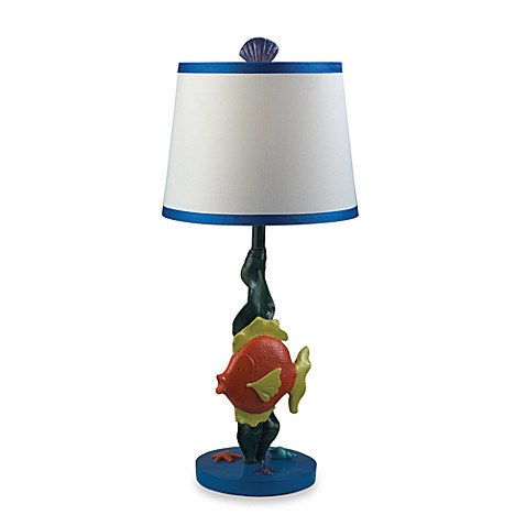Dimond Lighting Billy the Fish 24-Inch Table Lamp