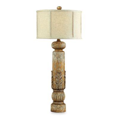 Dimond Lighting Vintage-Inspired Twin Falls Table Lamp