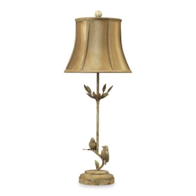 Dimond Lighting Curious Accents Collection Birds Buffet Lamp