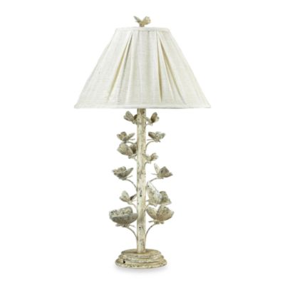 Dimond Lighting Butterfly Tree Table Lamp
