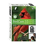Wingscapes® BirdCam® 2.0 High Performance 8MP Motion-Activated Bird Camera