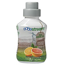 SodaStream Diet Green Tea Mixed Berry Sparkling Drink Mix