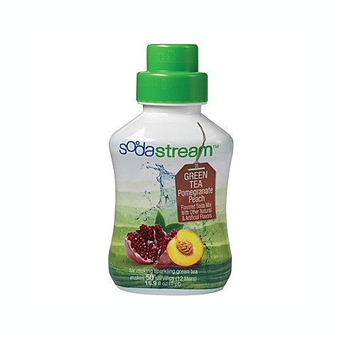 SodaStream Diet Green Tea Citrus Sparkling Drink Mix
