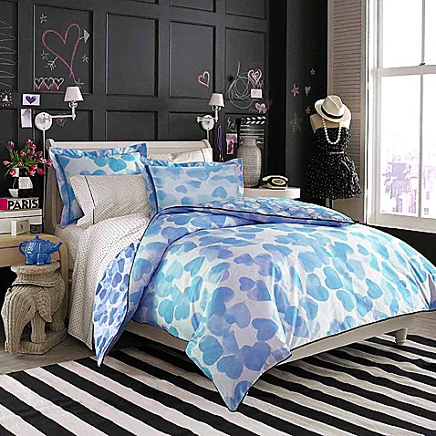 Teen Vogue® Sweet Hearts Comforter Set