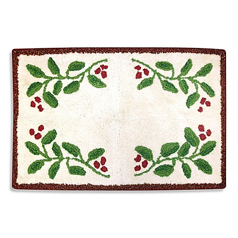 Lenox 174 Holiday Nouveau Bath Rug Bed Bath Amp Beyond