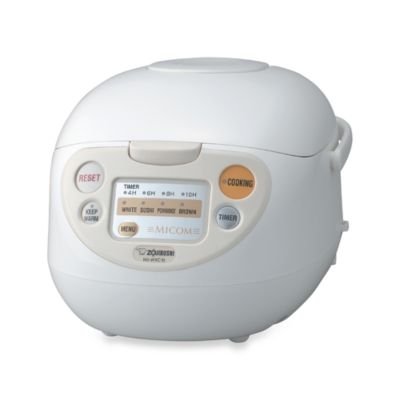 Zojirushi Micom Rice Warmer & Cooker