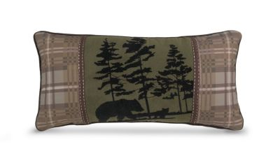 Woodland Breakfast Pillow
