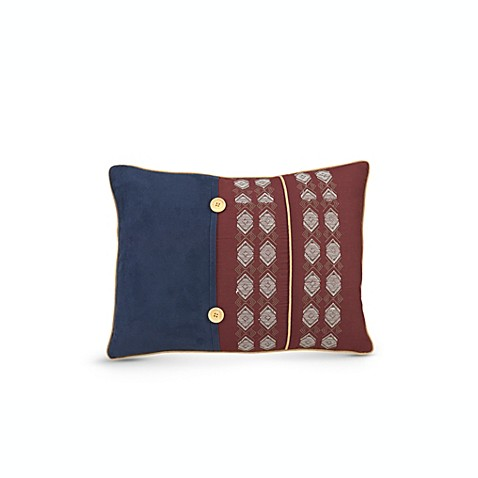Sherwood Rustic Oblong Toss Pillow