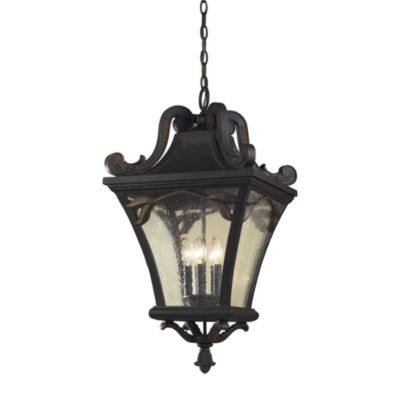ELK Lighting Hamilton Park 5-Light Outdoor Pendant