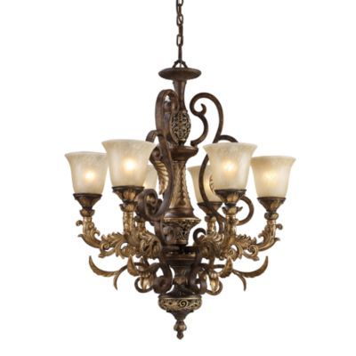 ELK Lighting Trump Home™ Regency 6-Light Chandelier