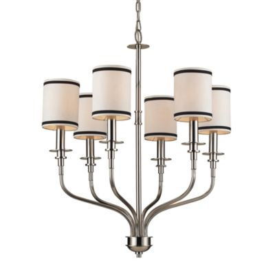 ELK Lighting Trump Home™ Tribeca 6-Light Chandelier