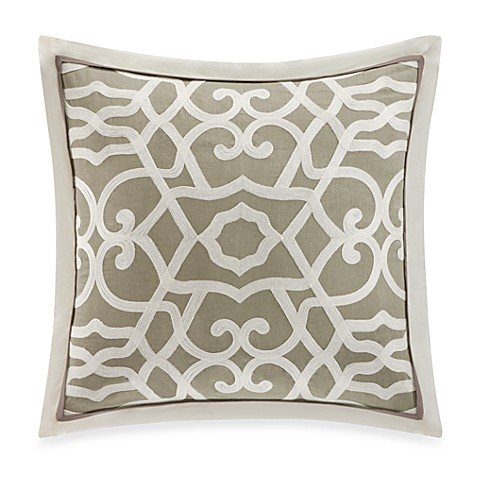 Decorative Pillow Trim : Natori Fretwork 18