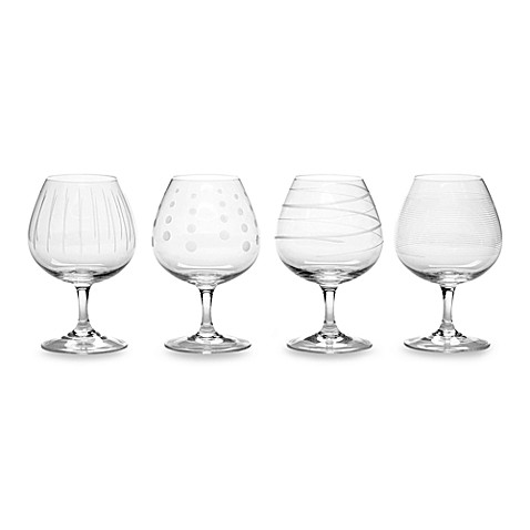 Mikasa® Cheers 16-Ounce Brandy Glasses (Set of 4)