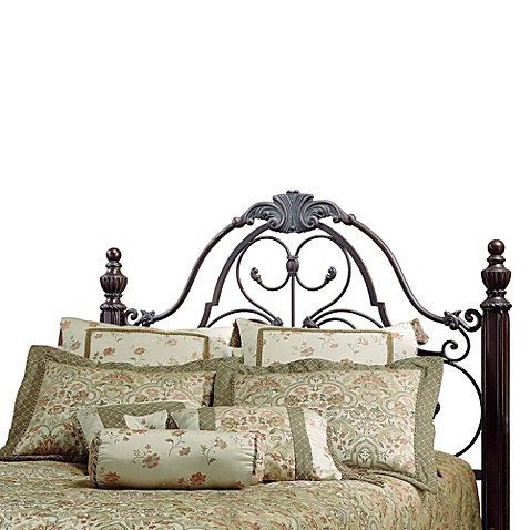 Hillsdale Empire Full/Queen Headboard with Rails