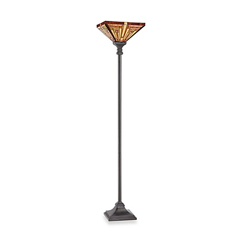Quoizel® Stephen 1-Light Torchiere Floor Lamp