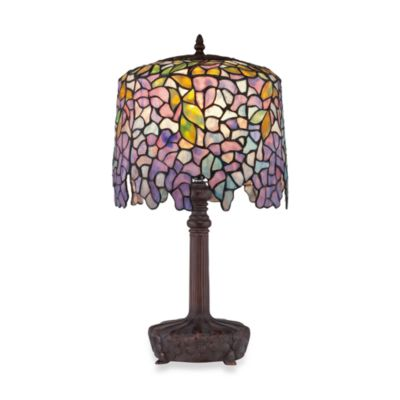Quoizel® Tiffany 1-Light Table Lamp