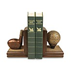 Sterling Home Golf Club with Ball & Tee Bookends