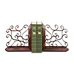 Sterling Home Red Chatham Bookends