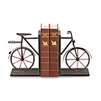 Sterling Home Vintage Bicycle Bookends