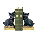 Sterling Home Baron Scottie Dog Bookends