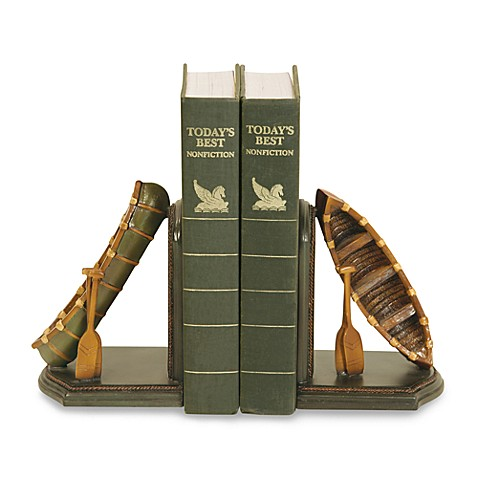 Sterling Home Camp Woebegone Bookends
