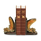 Sterling Home Rainbow Trout Bookends