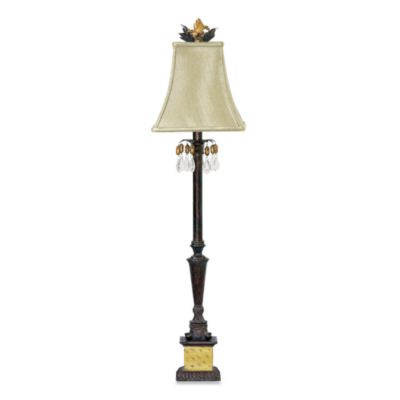 Dimond Lighting Acorn Drop Table Lamp