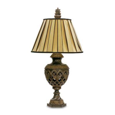 Dimond Lighting French Pierce Table Lamp