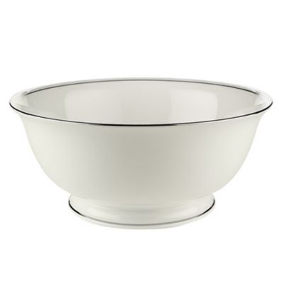 Lenox® Federal Platinum 8 1/2-Inch Serving Bowl