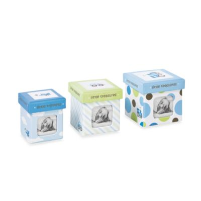 Pearhead™ Train Trinket Boxes (Set of 3)