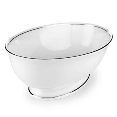 Lenox® Federal Platinum Oval Vegetable Bowl
