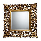 Barrets Mirror in Beaufort Gold Finish