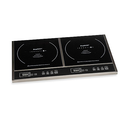 BergHOFF® Double Touch Screen Induction Cook Top