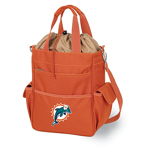 Activo Orange Insulated Cooler - Miami Dolphins