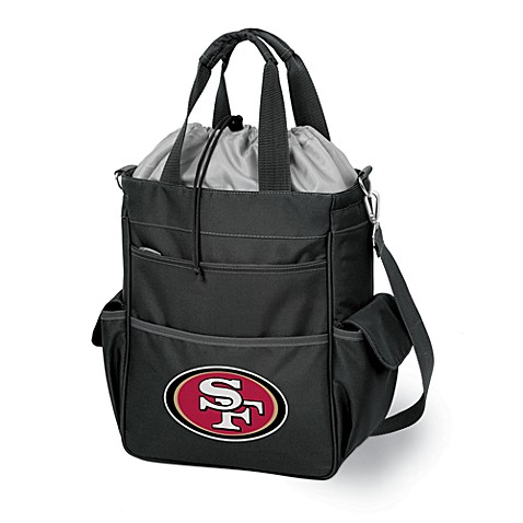 Activo San Francisco 49ers Insulated Cooler in Red